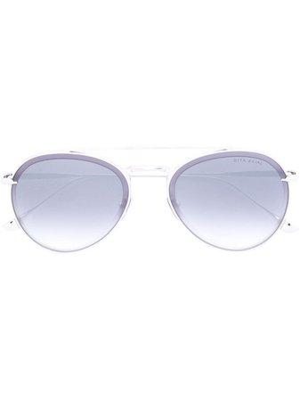Dita Eyewear Axial Sunglasses - Farfetch