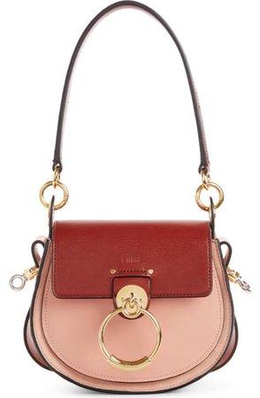 Chloé Small Tess Colorblock Leather Shoulder Bag | Nordstrom
