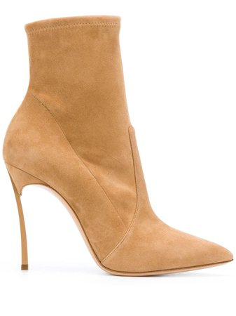 Casadei Blade Ankle Boots - Farfetch