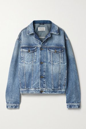 Denim Jacket - Mid denim