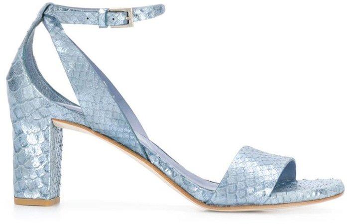 Del Carlo Ankle Strap Sandals