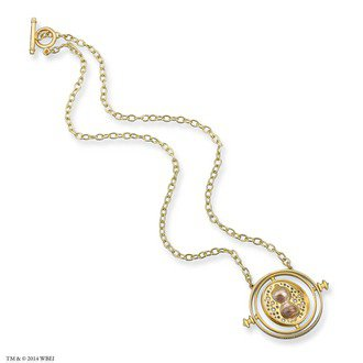Time-Turner™ Necklace | Hermione Granger | Warner Bros Studio Tour London