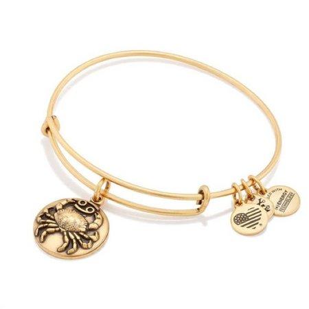 Alex and Ani Jewelry | Nwt Cancer Zodiac Sign Bangle | Poshmark