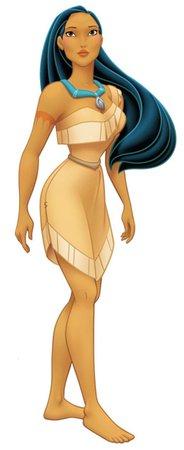 Pocahontas - PlusPNG