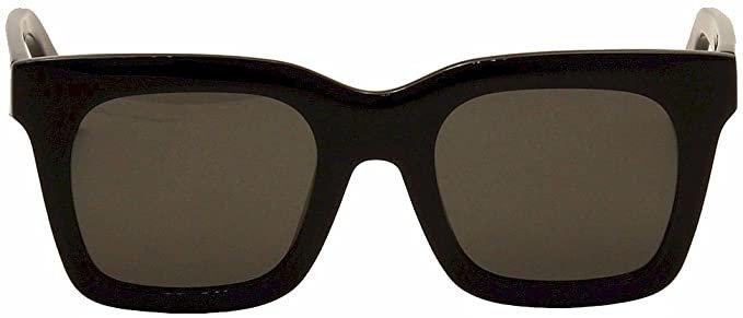 Amazon.com: Celine Women's CL 41411FS 41411/F/S 807/NR Black Fashion Sunglasses 50mm: Clothing
