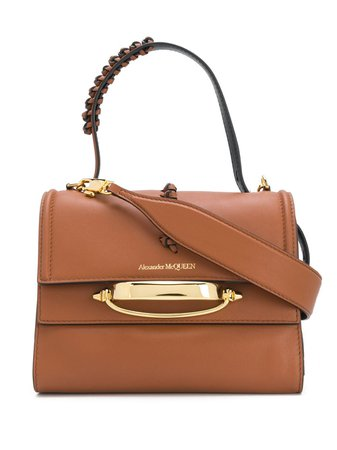 Alexander McQueen Tote The Story - Farfetch