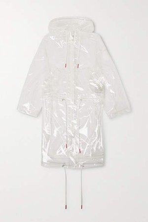 Acajou Pu Raincoat - Clear