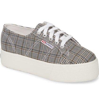 Superga 2790 British Platform Sneaker (Women)   Nordstrom