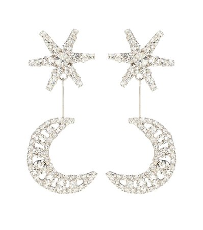 Leonida Crystal Earrings - Jennifer Behr | mytheresa