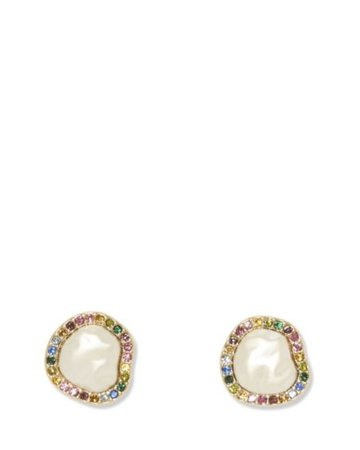 Sole Society Stud Earrings | Sole Society Shoes, Bags and Accessories silver