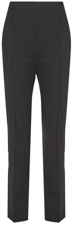 **DP Tall Black Tailored Trousers