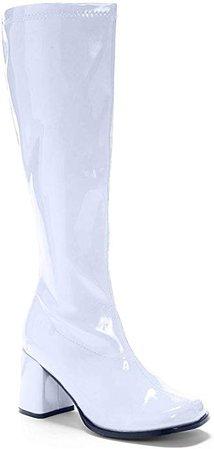 "Amazon.com | Ellie Women's GOGO 3"" Heel Zipper Boot | Knee-High"