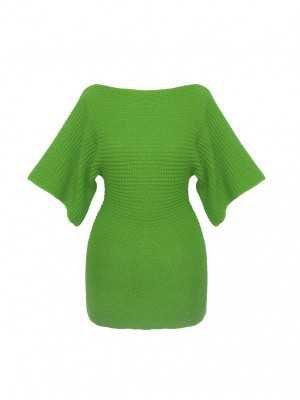 green pulover