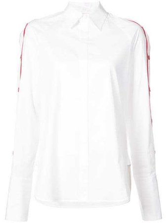MONSE Mon raglan sleeves shirt