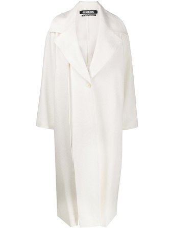 Jacquemus Le Manteau Quito Coat - Farfetch