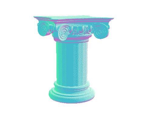 vaporware pillar png