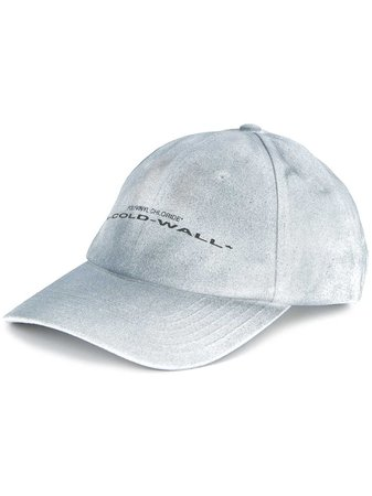 A-Cold-Wall* Logo Print Baseball Cap - Farfetch