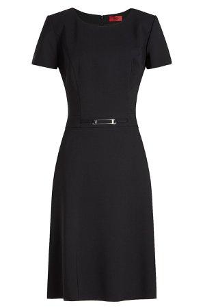 Kelinda Virgin Wool Dress Gr. DE 38