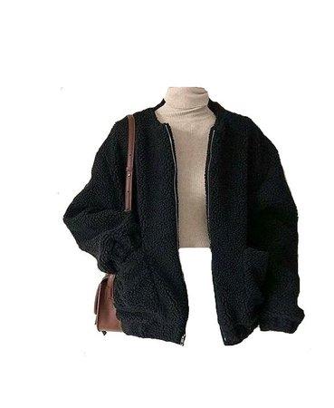 png turtleneck and jacket