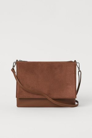 Shoulder Bag - Beige