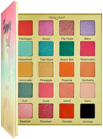 Violet Voss - Flamingo PRO Eyeshadow Palette