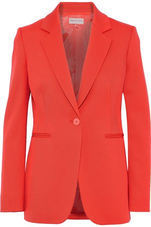 Silk-blend twill blazer | EMILIO PUCCI | Sale up to 70% off | THE OUTNET