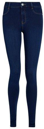 Indigo Authentic 'Frankie' Denim Jeans