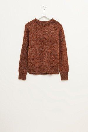 Rufina Knits Crew Neck Sweater