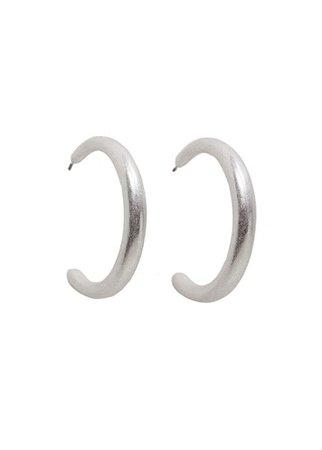 Violeta BY MANGO Hoop earrings