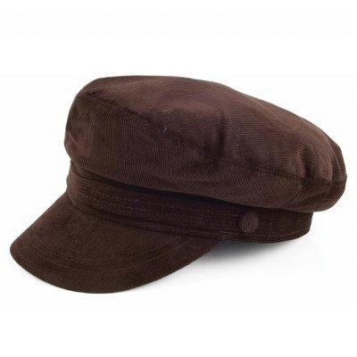brown hat ribble