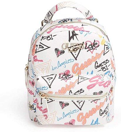 GUESS Factory Adriana Mini Backpack