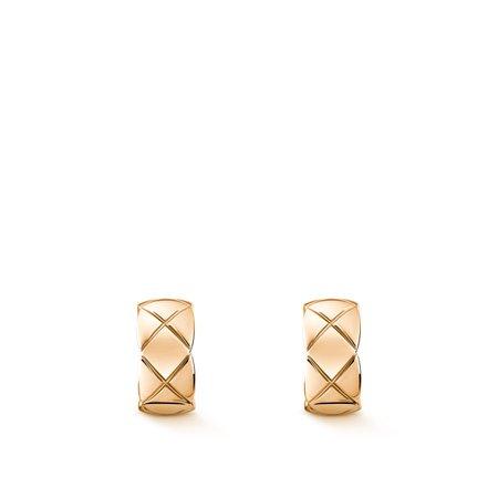 CHANEL coco crush earrings