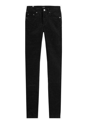 Skinny Velvet Pants Gr. 28