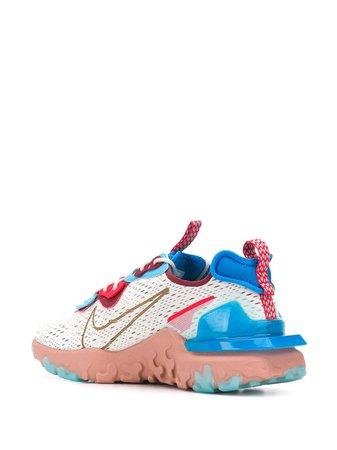 Nike React Vision low-top Sneakers - Farfetch