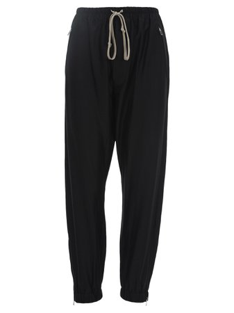 Rick Owens Rick Owens Drop-crotch Trousers