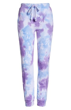 Free People FP Movement Tie Dye Joggers | Nordstrom