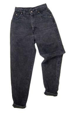 (27) Pinterest - black jeans   90's
