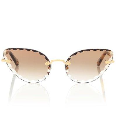Rosie Sunglasses - Chloé | Mytheresa