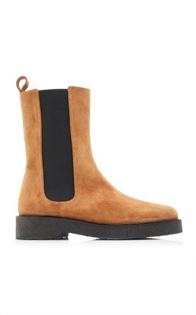 Palamino Suede Chelsea Boots By Staud | Moda Operandi
