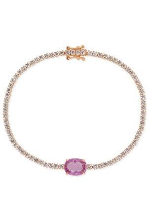 Anita Ko | Hepburn sapphire and diamond bracelet