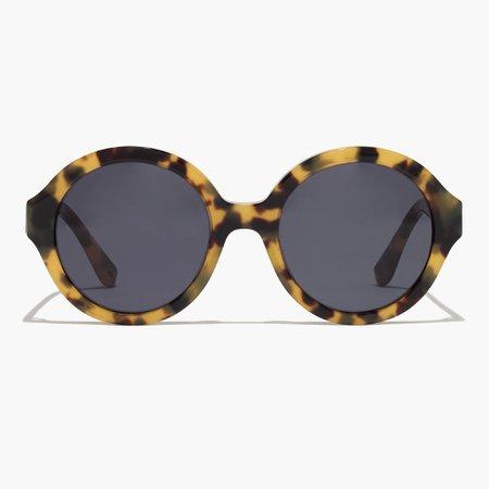 J.Crew: Carnival Round Sunglasses For Women