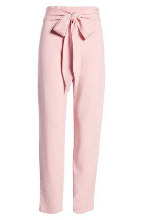 WAYF Kerry Tie Waist Pants | Nordstrom