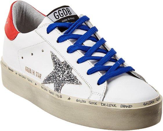 Hi Star Leather Sneaker