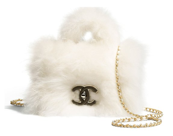 Chanel-Flap-Bag-with-Top-Handle-White-Fur-4900.jpg (1000×783)
