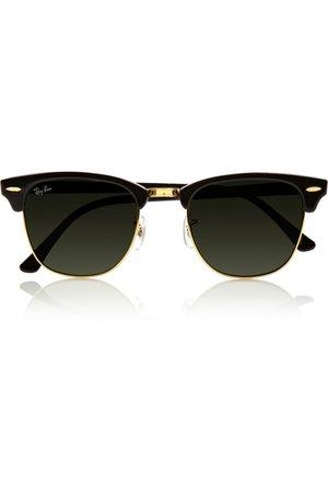 Ray-Ban | Clubmaster acetate sunglasses | NET-A-PORTER.COM