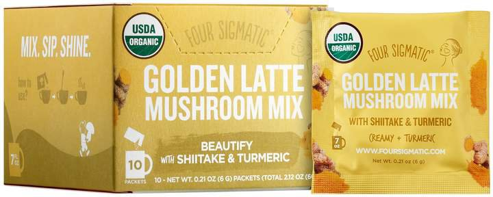 Four Sigmatic - Golden Latte Mushroom Mix with Shiitake & Turmeric