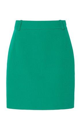 Fitted Mini Skirt by Balenciaga   Moda Operandi