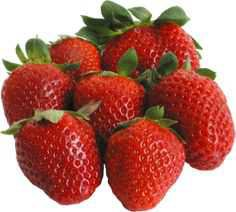 strawberries png