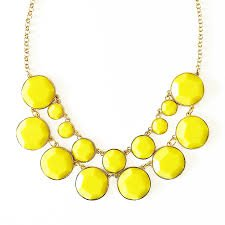 Yellow Necklace images