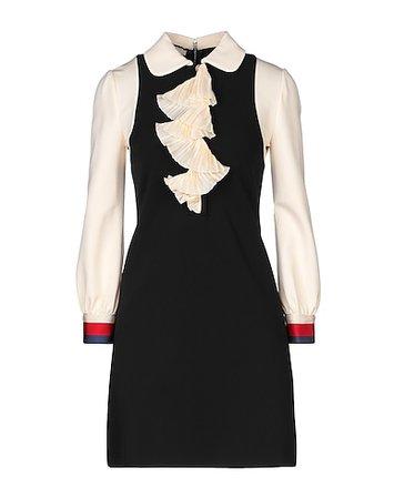 Gucci Shirt Dress - Women Gucci Shirt Dresses online on YOOX United States - 15056686UU